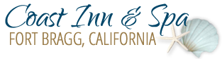Fort Bragg, CA: Coast Inn & Spa Logo