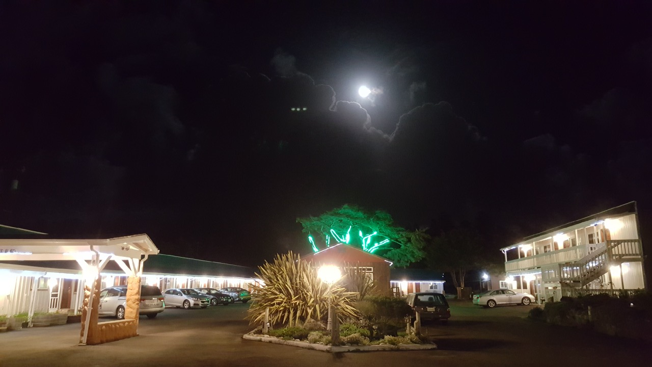 evening at fort bragg hotel